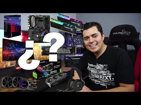 En que componente gastar más al armar tu PC Gamer - Proto HW & Tec