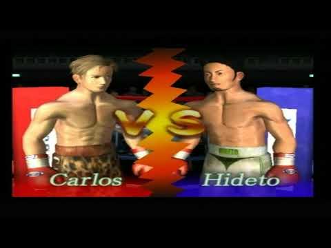 Boxing Champions PS2 Gameplay (Midas)