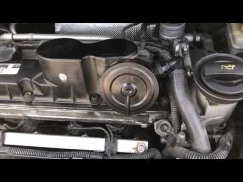 2005 Volkswagen Jetta Engine Diagram Pcv Valve Repair 2 5 Vw 05 And Up Youtube