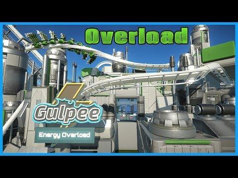 Gulpee: Energy Overload! Coaster Spotlight 444 | Contest Entry #PlanetCoaster