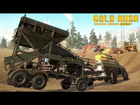 Gold Rush: The Game #3   INSTALLATION - PRODUCTION