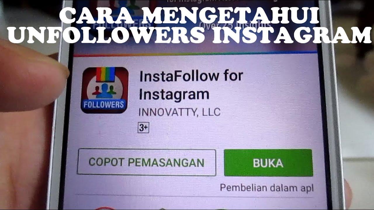 Instagram Unfollower