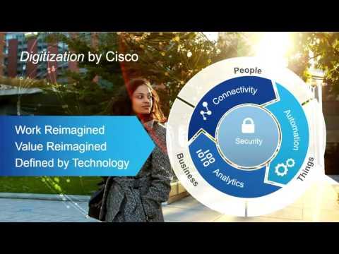 Cisco Live! Berlin - Digital Solutions Press Conference