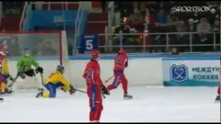 Сборная России выиграла чемпионат мира по Хоккею с мячом