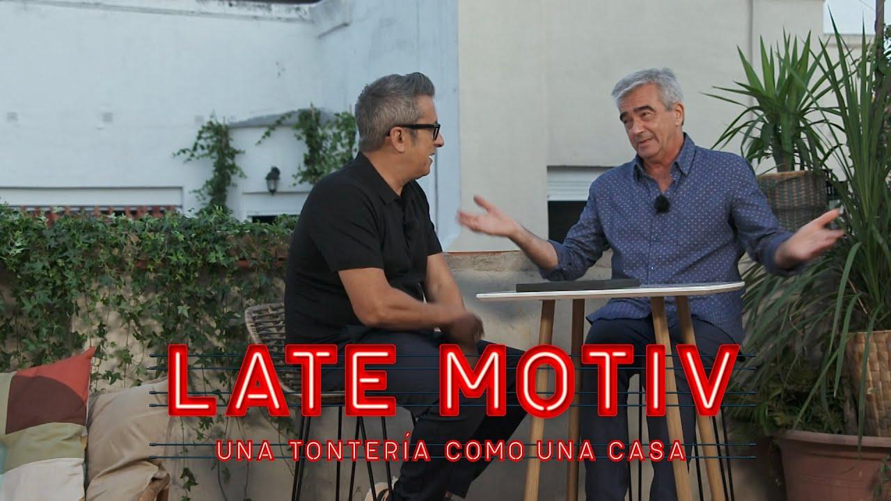 LATE MOTIV - Carles Francino y Andreu Buenafuente. Dos buenos amigos y una azotea | #LateMotiv889
