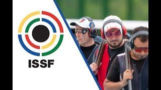 Trap Men Final - 2018 ISSF World Cup Stage 2 in Changwon (KOR)