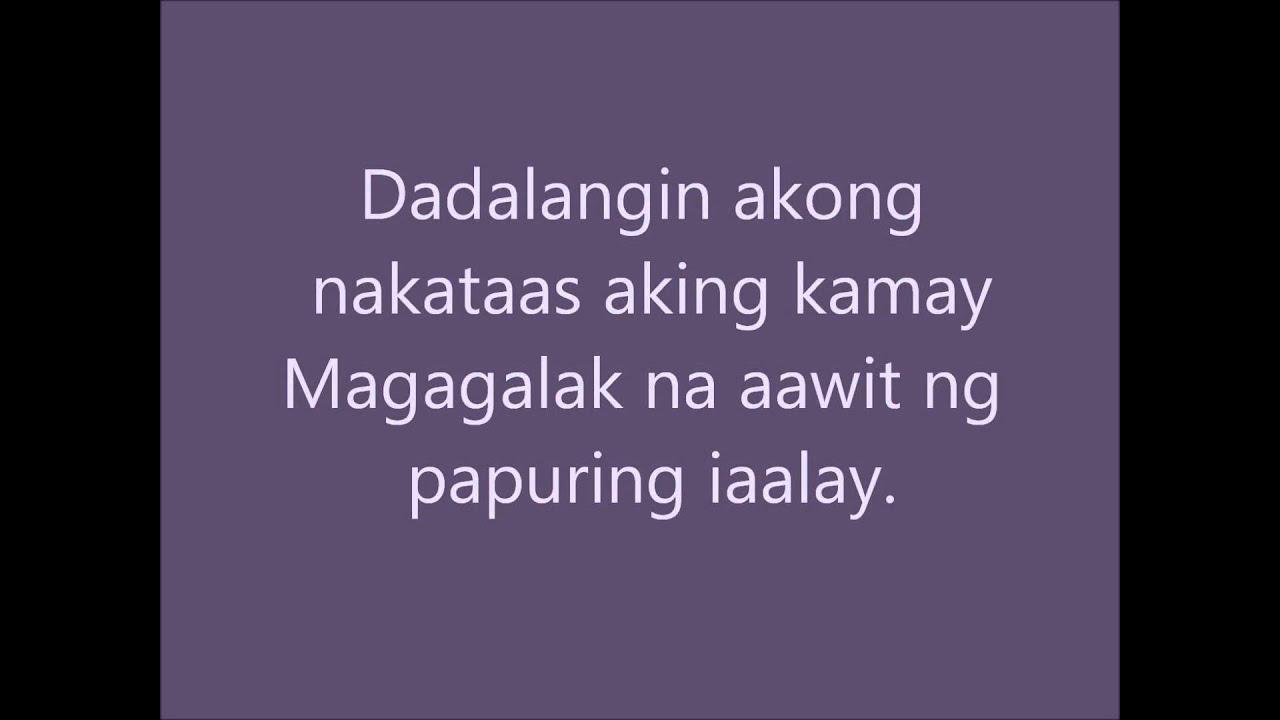 Jamie Rivera - Awit Sa Ina Ng Santo Rosario Lyrics ...