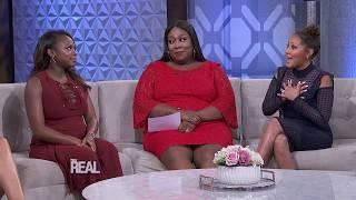3LW Reunion: Adrienne Houghton Apologizes To Naturi Naughton