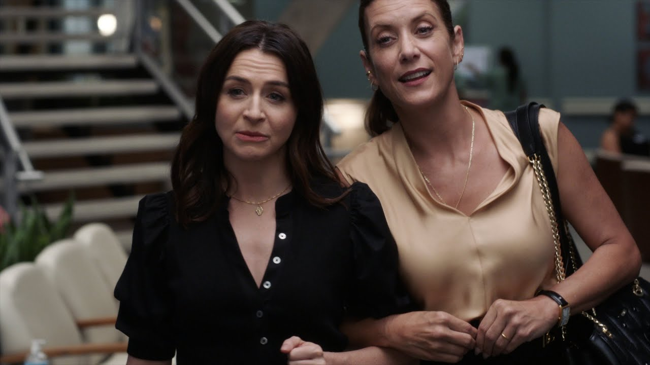 Download Addison and Amelia Reunite - Grey's Anatomy