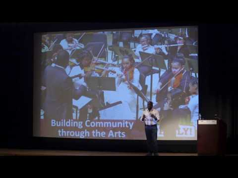 Stanford Thompson Keynote at The Woodruff Arts Center 2017 Educator Conference