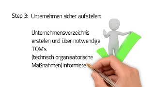 Datenschutz einfach regeln und sicher aufgestellt sein!