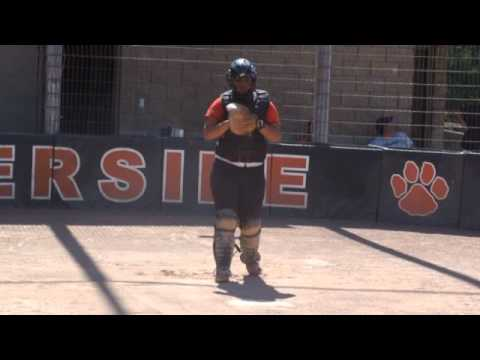Jaelyn Young Softball Video