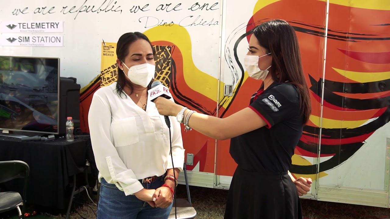 Entrevista a mamá de piloto José Daniel Fernández