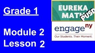 Eureka Math Grade 1 Module 2 Lesson 2
