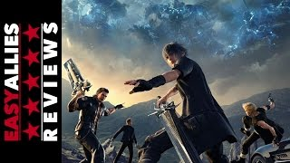 Final Fantasy XV - Easy Allies Review (Video Game Video Review)