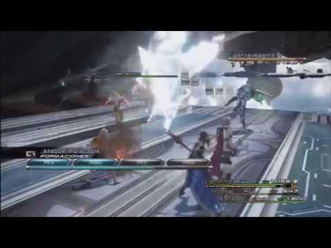 Guía Comentada Final Fantasy XIII HD - Parte 29 - El Palamecia (Guiles y PCs)