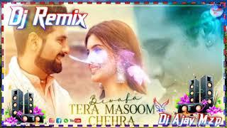 💞Bewafa tera 💞masoom chehra    DJ Ajay Mzp   💕AK raja 2021 DJ song
