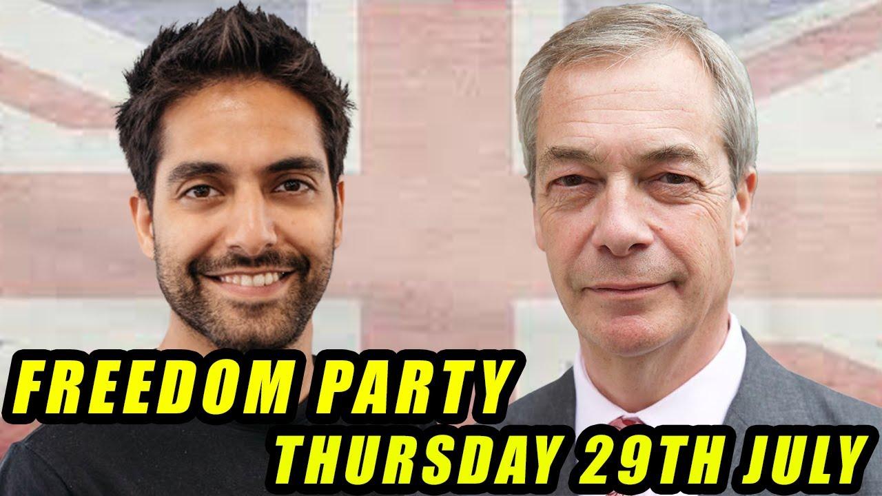 The Farage & Tousi Freedom Party