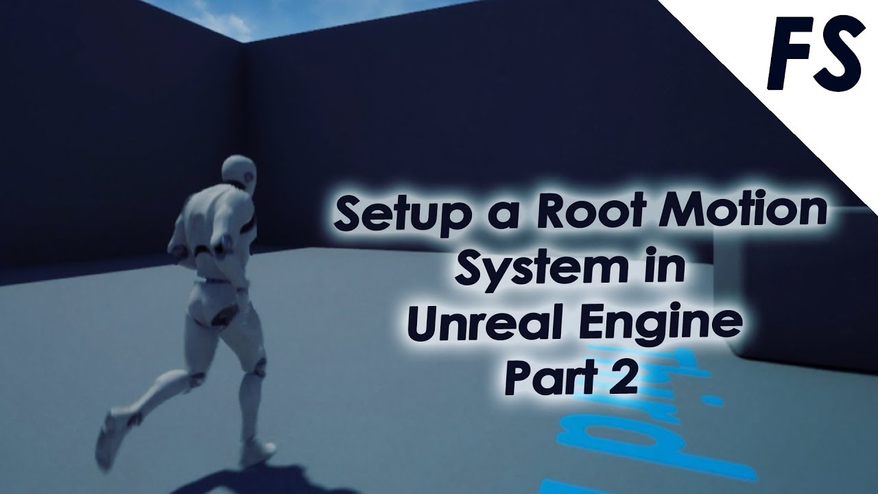 Setup animation blueprint for the root motion system in unreal ue4 blueprint gamedev malvernweather Image collections