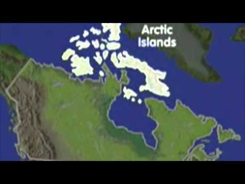 Canada's Landforms and Bodies of Water