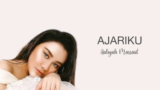 Download lagu Ajariku – Aaliyah Massaid (non official video lirik)   PAHE KUOTA