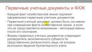 Лекция 11: Организация учетной политики(, 2015-02-28T10:32:21.000Z)