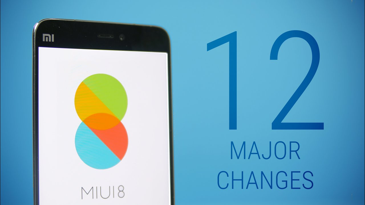 Miui 8 top 12 new features youtube stopboris Images