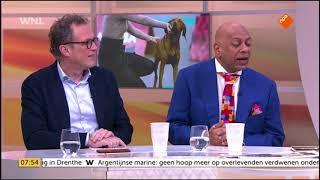 Geert wilders vreselijke nos journaal