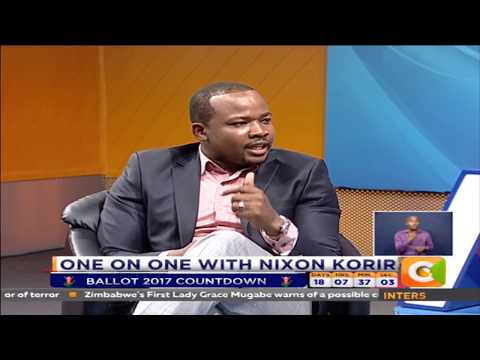 Citizen Weekend | One on One with Lang'ata MP - Nixon Korir
