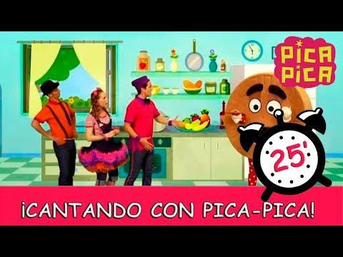 Pica-Pica - Cantando con Pica-Pica (25 minutos)