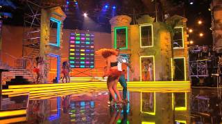 Stepping Out - Oritse and AJ Salsa