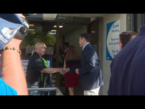 Early Voting Numbers Up In Miami-Dade County Week Before Midterm Election