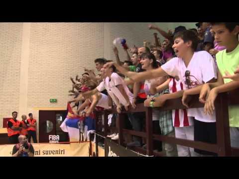Video : Εθνική Νεανίδων | Ελλάδα - Πoρτογαλία 68 - 43, U18 Women 2013