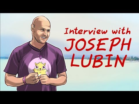 "Ethereum's Joseph Lubin: ""I Have a Really Cool CryptoKitties T-shirt"""