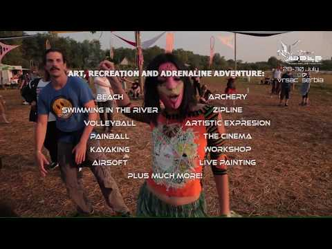 Way Of Life Festival 2017 - video announcement