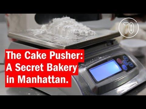 The Cake Pusher: A Secret Bakery in Manhattan