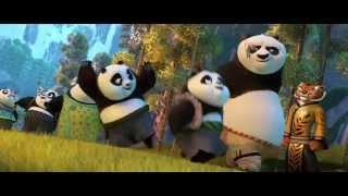 Kung Fu Panda 3 - první oficiální dabovaný HD trailer