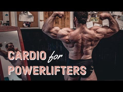 Cardio and Powerlifting: The Good, the Bad, and the Ugly