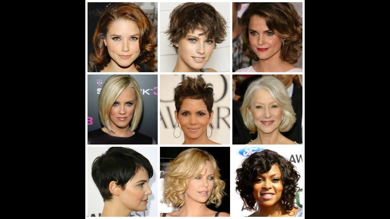 Short Haircuts For Women 2016 Classy And Simple Face Shape Based