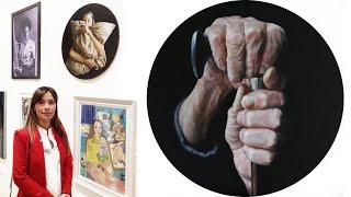 ART VLOG: Новая работа и очередная выставка