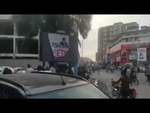 Batumbi ba photos ya Kabila na Kinshasa