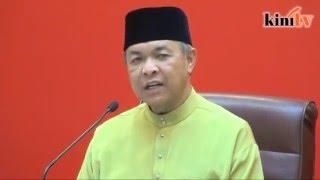 Dr M's 'arrest Najib under Sosma' - Zahid to meet IGP