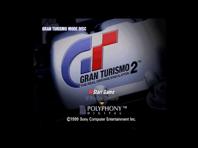 Playthrough [PSX] Gran Turismo 2: GT Mode - Part 1 of 2