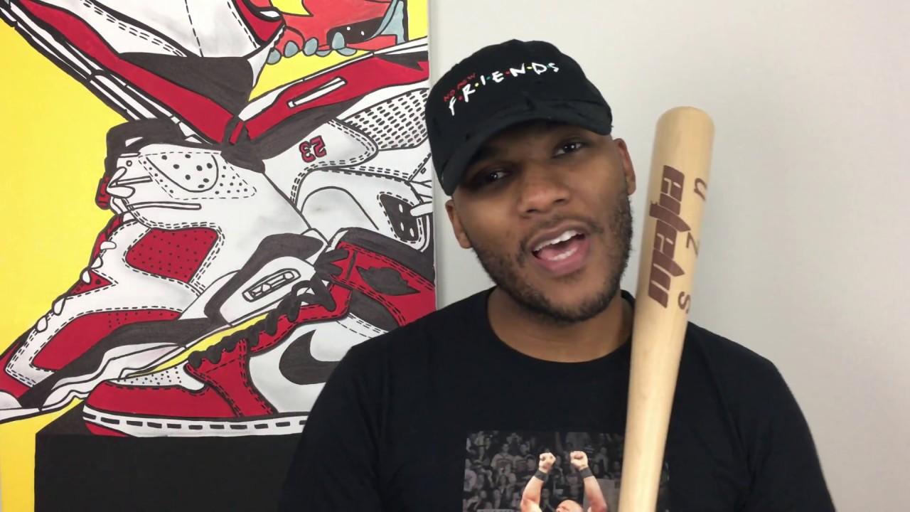 a4bcee6fc EXCLUSIVE YEEZY MAFIA BAT UNBOXING!!! 1 OF 20 IN THE WORLD!!! - YouTube