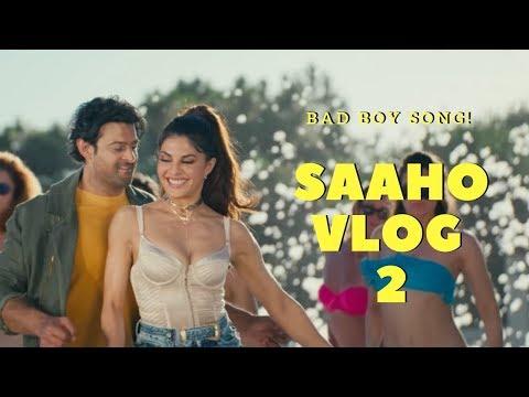 BAD GIRL BAD BOY!!  |SAAHO|  |BAD BOY SONG|