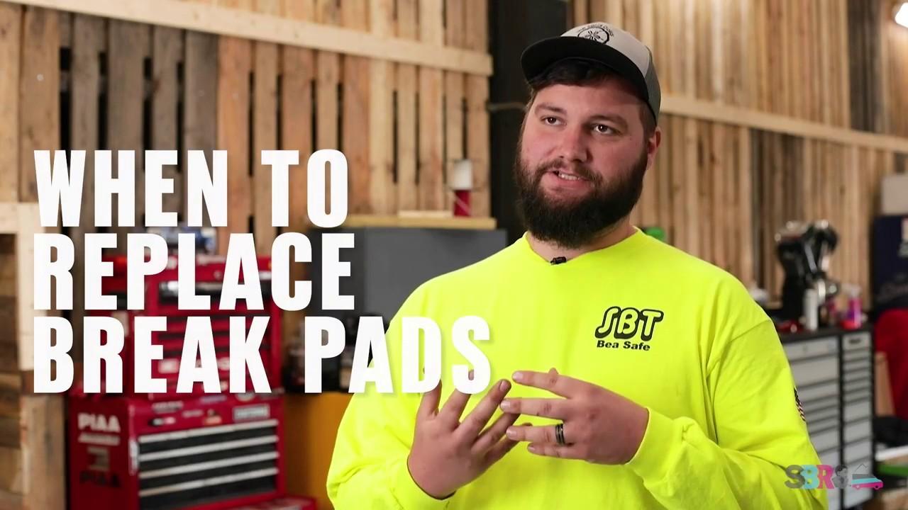 Understanding Your Brake Pads