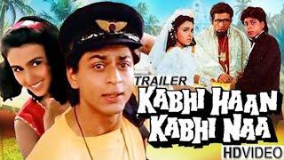 Kabhi Haan Kabhi Naa Full Movie amazing facts and review | Shah Rukh Khan, Suchitra
