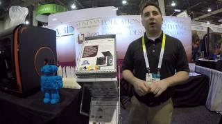 Afinia 3D Award Winning H800 - CES 2015
