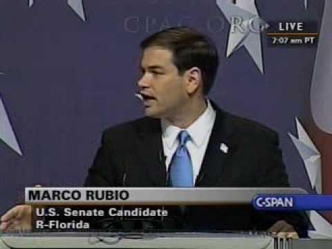 CPAC: Marco Rubio
