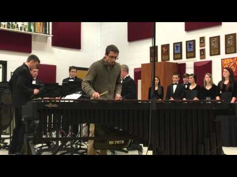 Lassiter High School Percussion Ensemble